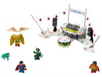 LEGO The LEGO Batman Movie 70919 The Justice League Anniversary Party - © 2018 LEGO Group