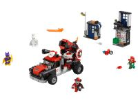LEGO The LEGO Batman Movie 70921 Harley Quinn Kanonenkugelattacke