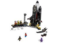 LEGO The LEGO Batman Movie 70923 Batman Spaceshuttle - © 2018 LEGO Group