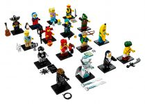 LEGO Collectable Minifigures 71013 LEGO® Minifiguren Serie 16 60er Box