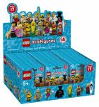 LEGO Collectable Minifigures 71018 LEGO® Minifiguren Serie 17 60er Box