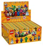 LEGO Collectable Minifigures 71021 LEGO® Minifiguren Serie 18 60er Box