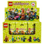 LEGO Collectable Minifigures 71025 LEGO® Minifiguren Serie 19 60er Box