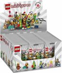 LEGO Collectable Minifigures 71027 LEGO® Minifiguren Serie 20 - 60er Box