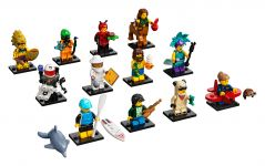 LEGO Collectable Minifigures 71029 Minifiguren Serie 21 – 72er Box