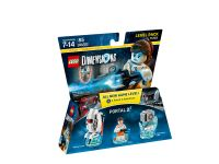 LEGO Dimensions 71203 Level Pack Portal 2 - © 2015 LEGO Group