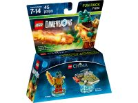 LEGO Dimensions 71223 Fun Pack Cragger