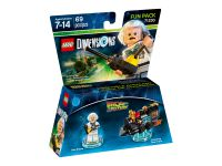 LEGO Dimensions 71230 Fun Pack Doc Brown