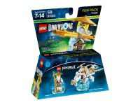 LEGO Dimensions 71234 Fun Pack Sensei Wu