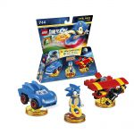 LEGO Dimensions 71244 Level Pack Sonic the Hedgehog - © 2016 LEGO Group