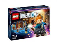 LEGO Dimensions 71253 Story Pack Phantastische Tierwesen - © 2016 LEGO Group