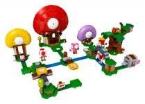 LEGO Super Mario 71368 Toads Schatzsuche – Erweiterungsset - © 2020 LEGO Group