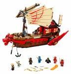 LEGO Ninjago 71705 Ninja-Flugsegler - © 2020 LEGO Group