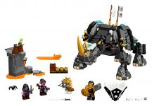 LEGO Ninjago 71719 Zanes Mino-Monster - © 2020 LEGO Group