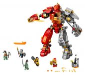 LEGO Ninjago 71720 Feuer-Stein-Mech - © 2020 LEGO Group