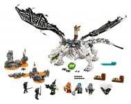 LEGO Ninjago 71721 Drache des Totenkopfmagiers - © 2020 LEGO Group