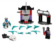 LEGO Ninjago 71731 Battle Set: Zane vs. Nindroid