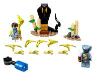 LEGO Ninjago 71732 Battle Set: Jay vs. Serpentine