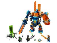 LEGO Nexo Knights 72004 Clays Tech-Mech - © 2018 LEGO Group