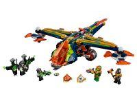LEGO Nexo Knights 72005 Aarons Armbrust - © 2018 LEGO Group
