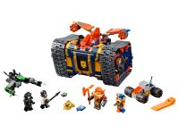 LEGO Nexo Knights 72006 Axls Donnerraupe - © 2018 LEGO Group