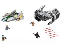 LEGO Star Wars 75150 Vader's TIE Advanced vs. A-Wing Starfighter - © 2016 LEGO Group