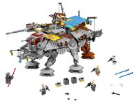 LEGO Star Wars 75157 Captain Rex's AT-TE™ - © 2016 LEGO Group