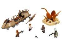 LEGO Star Wars 75174 Desert Skiff Escape - © 2017 LEGO Group