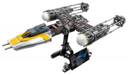 LEGO Star Wars 75181 UCS Y-Wing Starfighter - © 2018 LEGO Group