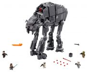 LEGO Star Wars 75189 First Order Heavy Assault Walker™ - © 2017 LEGO Group