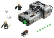 LEGO Star Wars 75210 Moloch's Landspeeder™ - © 2018 LEGO Group