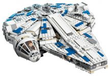LEGO Star Wars 75212 Solo: A Star Wars Story - Kessel Run Millennium Falcon