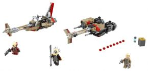 LEGO Star Wars 75215 Cloud-Rider Swoop Bikes™ - © 2018 LEGO Group