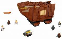LEGO Star Wars 75220 Sandcrawler™ - © 2018 LEGO Group