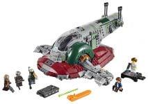 LEGO Star Wars 75243 Slave I™ – 20 Jahre LEGO Star Wars - © 2019 LEGO Group