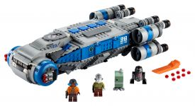 LEGO Star Wars 75293 I-TS Transportschiff der Rebellen
