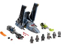 LEGO Star Wars 75314 Angriffsshuttle aus The Bad Batch™