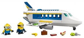 LEGO Minions: The Rise of Gru 75547 Minions Flugzeug