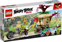 LEGO Angry Birds 75823 Bird Island Egg Heist - © 2016 LEGO Group