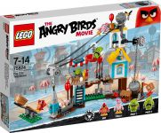 LEGO Angry Birds 75824 Pig City Teardown - © 2016 LEGO Group