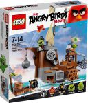 LEGO Angry Birds 75825 Piggy Pirate Ship - © 2016 LEGO Group