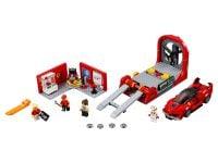 LEGO Speed Champions 75882 Ferrari FXX K & Entwicklungszentrum - © 2017 LEGO Group