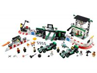 LEGO Speed Champions 75883 MERCEDES AMG PETRONAS Formula One™ Team - © 2017 LEGO Group