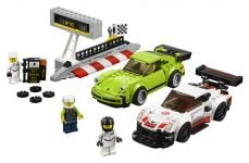 LEGO Speed Champions 75888 Porsche 911 RSR & Porsche 911 Turbo - © 2018 LEGO Group