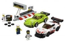 LEGO Speed Champions 75888 Porsche 911 RSR & Porsche 911 Turbo - © 2018 LEGO Group