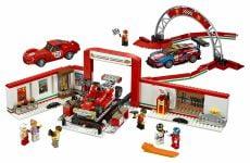 LEGO Speed Champions 75889 Ferrari Garage Ferrari 250 GTO & Ferrari 488 GT - © 2018 LEGO Group