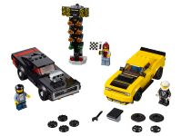 LEGO Speed Champions 75893 2018 Dodge Challenger SRT Demon und 1970 Dodge Charger R/T - © 2019 LEGO Group
