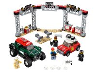 LEGO Speed Champions 75894 Rallyeauto 1967 Mini Cooper S und Buggy 2018 Mini John Cooper Works - © 2019 LEGO Group