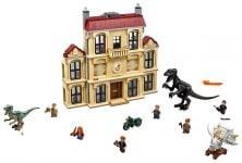 LEGO Jurassic World 75930 Indoraptor-Verwüstung des Lockwood Anwesens - © 2018 LEGO Group