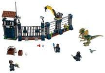 LEGO Jurassic World 75931 Angriff des Dilophosaurus - © 2018 LEGO Group